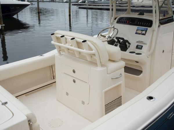 2021 Grady-White boat for sale, model of the boat is Fisherman 257 & Image # 12 of 20