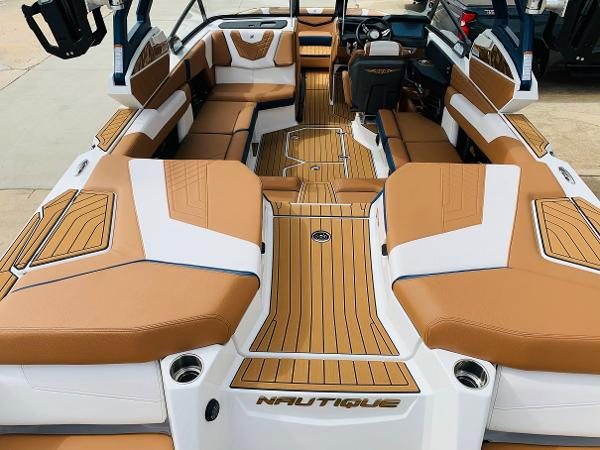 2021 Nautique boat for sale, model of the boat is G23 & Image # 13 of 70