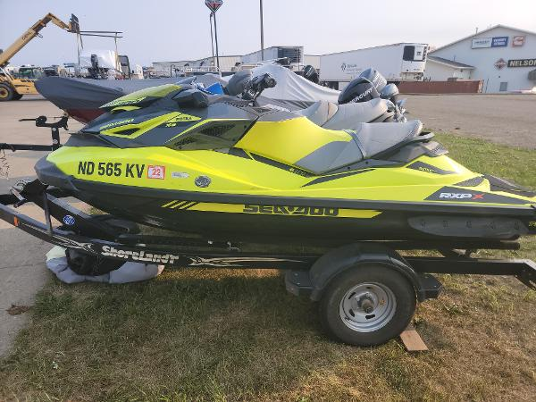 2018 Sea Doo PWC boat for sale, model of the boat is RXP-X 300 and GTX Limited & Image # 7 of 10