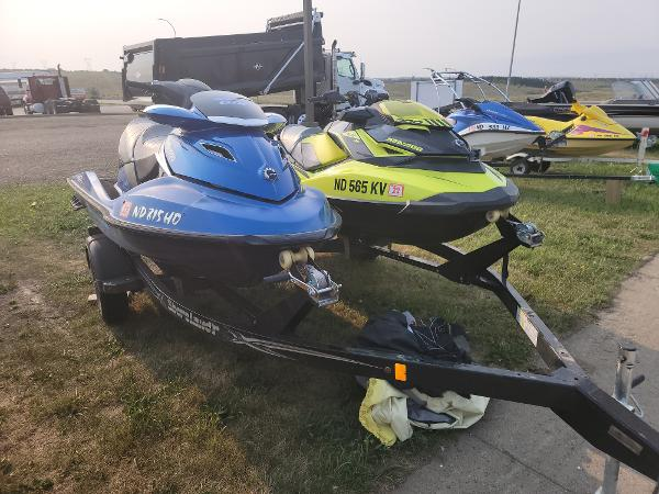 2018 Sea Doo PWC boat for sale, model of the boat is RXP-X 300 and GTX Limited & Image # 3 of 10