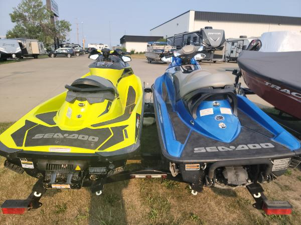 2018 Sea Doo PWC boat for sale, model of the boat is RXP-X 300 and GTX Limited & Image # 5 of 10