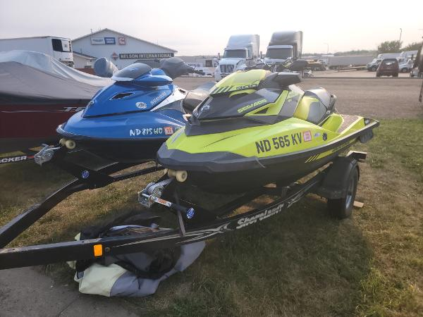 2018 SEA DOO PWC RXP X 300 AND GTX LIMITED for sale