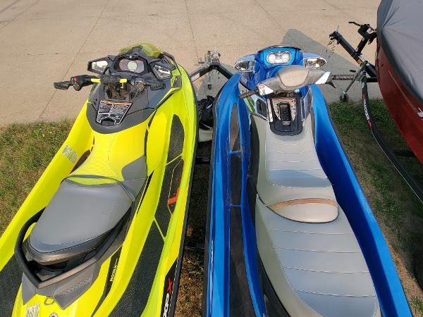 2018 Sea Doo PWC boat for sale, model of the boat is RXP-X 300 and GTX Limited & Image # 8 of 10