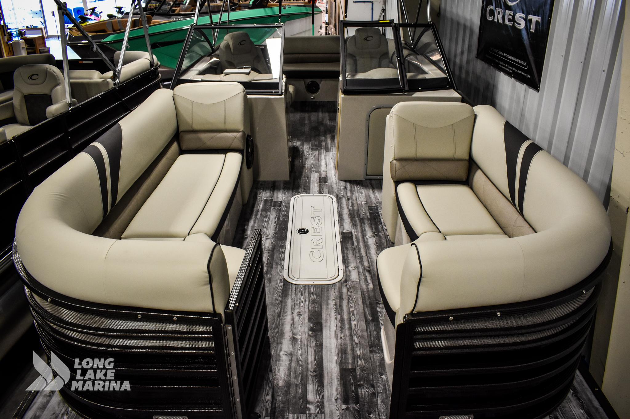 2021 Crest Continental 250 SLS thumbnail