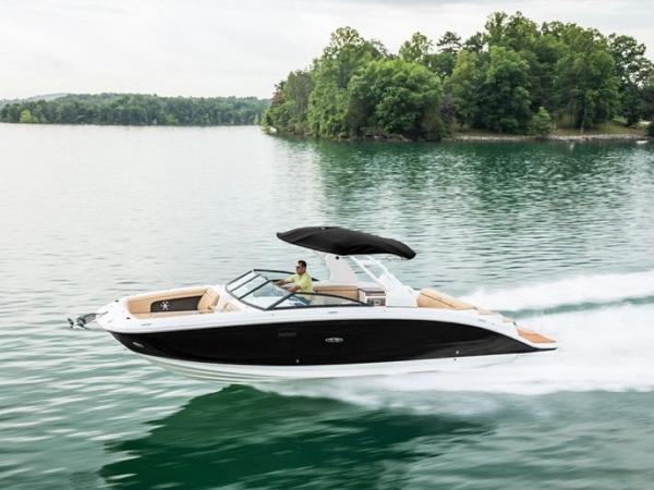 2022 Sea Ray boat for sale, model of the boat is SDX 290 & Image # 1 of 15