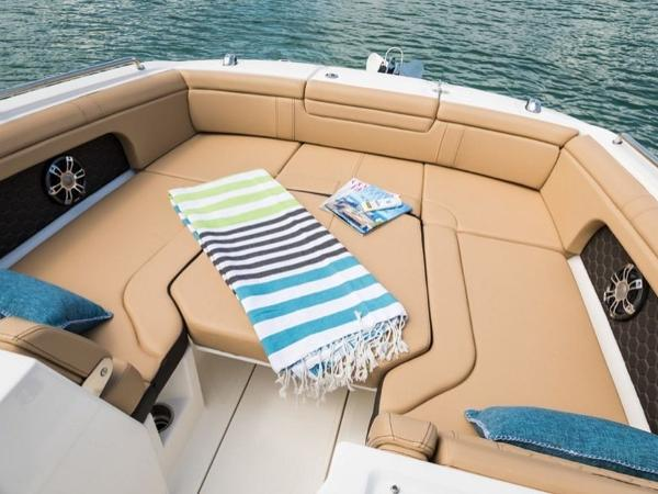 2022 Sea Ray boat for sale, model of the boat is SDX 290 & Image # 11 of 15