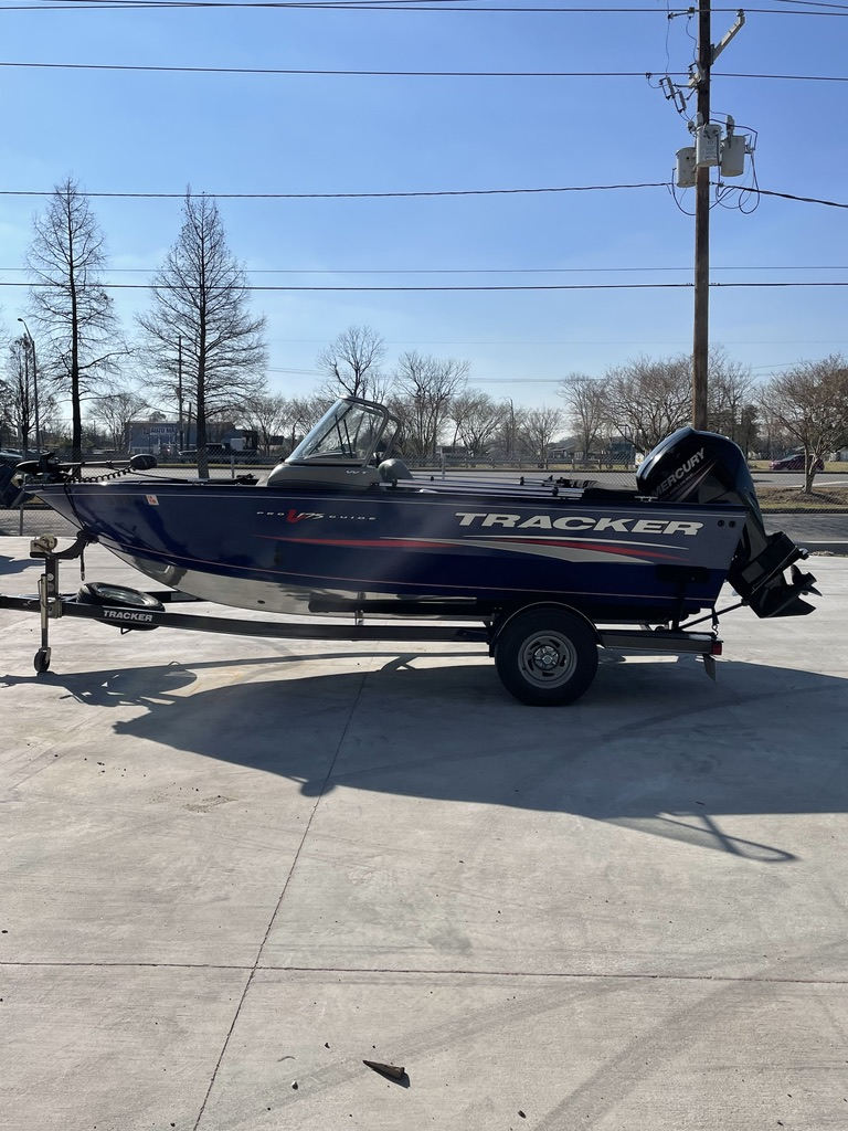 2016 Tracker Boats boat for sale, model of the boat is Pro Guide 175 & Image # 12 of 14