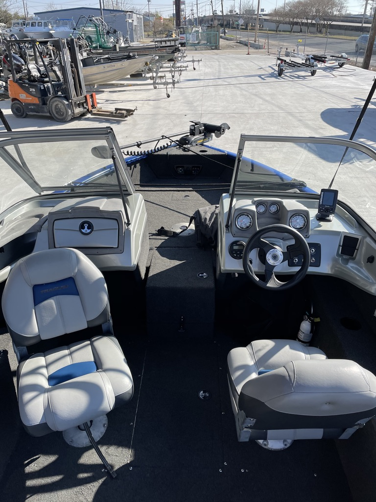 2016 Tracker Boats boat for sale, model of the boat is Pro Guide 175 & Image # 3 of 14
