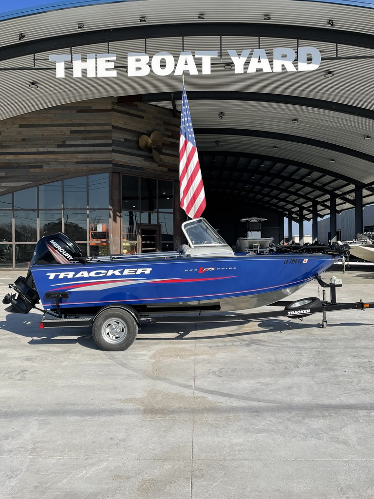 2016 Tracker Boats boat for sale, model of the boat is Pro Guide 175 & Image # 1 of 14