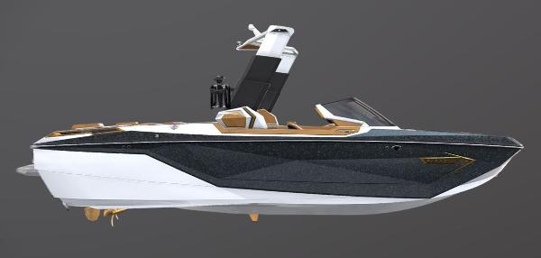 2021 Nautique boat for sale, model of the boat is Super Air Nautique G25 Paragon & Image # 87 of 90