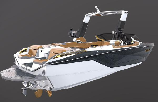2021 Nautique boat for sale, model of the boat is Super Air Nautique G25 Paragon & Image # 88 of 90