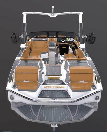 2021 Nautique boat for sale, model of the boat is Super Air Nautique G25 Paragon & Image # 89 of 90