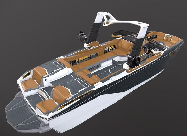 2021 Nautique boat for sale, model of the boat is Super Air Nautique G25 Paragon & Image # 90 of 90