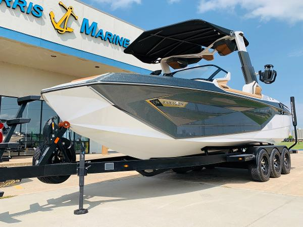 2021 Nautique boat for sale, model of the boat is Super Air Nautique G25 Paragon & Image # 3 of 90