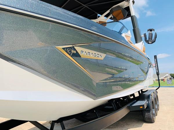 2021 Nautique boat for sale, model of the boat is Super Air Nautique G25 Paragon & Image # 4 of 90