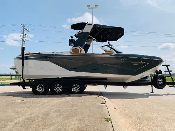2021 Nautique boat for sale, model of the boat is Super Air Nautique G25 Paragon & Image # 5 of 90