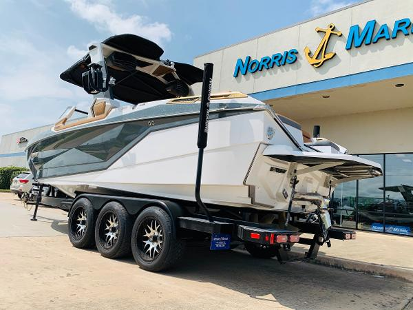 2021 Nautique boat for sale, model of the boat is Super Air Nautique G25 Paragon & Image # 8 of 90
