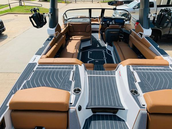 2021 Nautique boat for sale, model of the boat is Super Air Nautique G25 Paragon & Image # 13 of 90