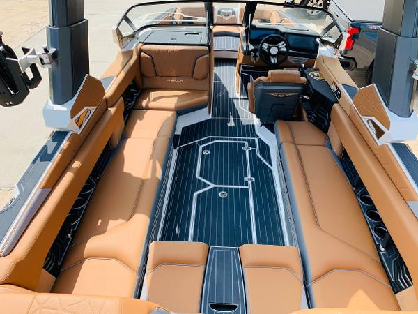 2021 Nautique boat for sale, model of the boat is Super Air Nautique G25 Paragon & Image # 14 of 90