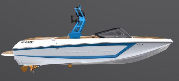 2021 Nautique boat for sale, model of the boat is Super Air Nautique GS22 & Image # 61 of 65