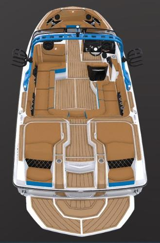 2021 Nautique boat for sale, model of the boat is Super Air Nautique GS22 & Image # 63 of 65