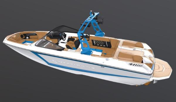 2021 Nautique boat for sale, model of the boat is Super Air Nautique GS22 & Image # 64 of 65