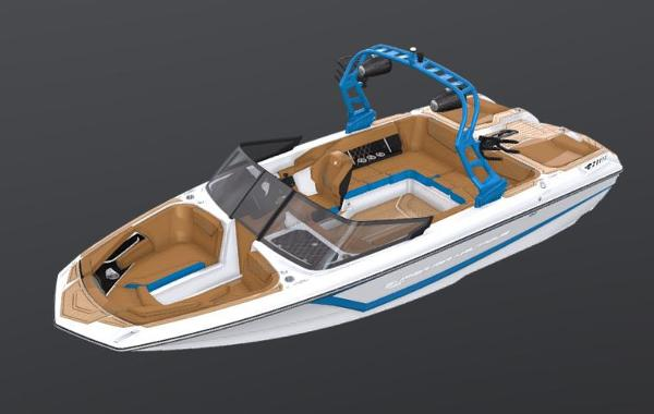 2021 Nautique boat for sale, model of the boat is Super Air Nautique GS22 & Image # 65 of 65