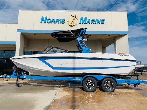 2021 Nautique boat for sale, model of the boat is Super Air Nautique GS22 & Image # 1 of 65