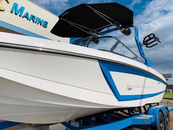 2021 Nautique boat for sale, model of the boat is Super Air Nautique GS22 & Image # 3 of 65