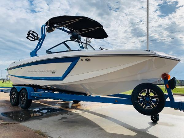 2021 Nautique boat for sale, model of the boat is Super Air Nautique GS22 & Image # 4 of 65
