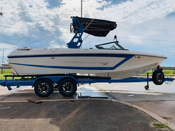 2021 Nautique boat for sale, model of the boat is Super Air Nautique GS22 & Image # 5 of 65