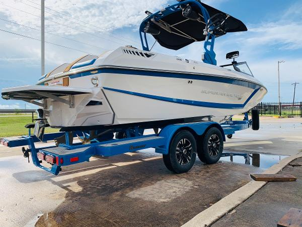 2021 Nautique boat for sale, model of the boat is Super Air Nautique GS22 & Image # 6 of 65