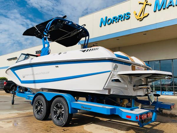 2021 Nautique boat for sale, model of the boat is Super Air Nautique GS22 & Image # 8 of 65