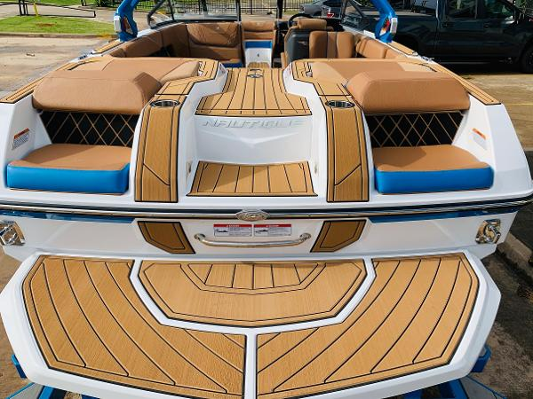2021 Nautique boat for sale, model of the boat is Super Air Nautique GS22 & Image # 9 of 65