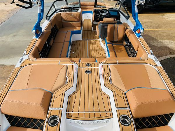 2021 Nautique boat for sale, model of the boat is Super Air Nautique GS22 & Image # 11 of 65