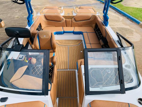 2021 Nautique boat for sale, model of the boat is Super Air Nautique GS22 & Image # 18 of 65