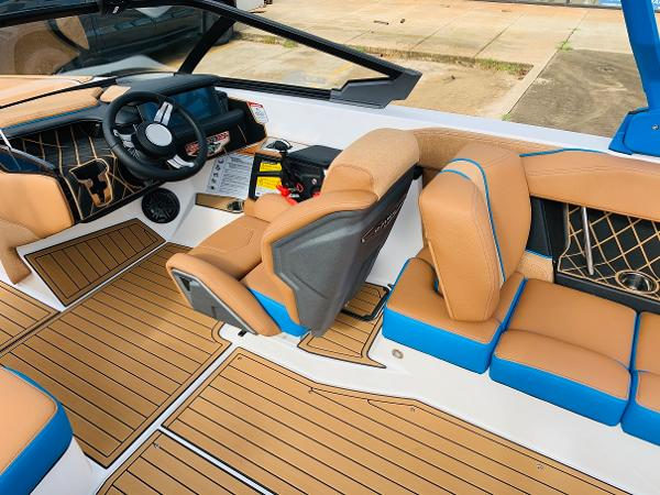 2021 Nautique boat for sale, model of the boat is Super Air Nautique GS22 & Image # 23 of 65