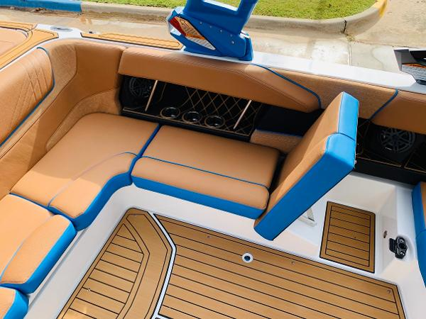 2021 Nautique boat for sale, model of the boat is Super Air Nautique GS22 & Image # 30 of 65
