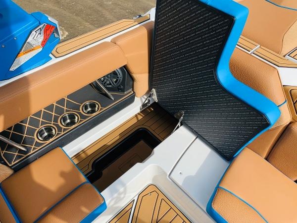 2021 Nautique boat for sale, model of the boat is Super Air Nautique GS22 & Image # 35 of 65