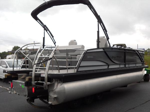 2021 Godfrey Pontoon boat for sale, model of the boat is Monaco 235 SFL GTP 27 in. & Image # 2 of 30