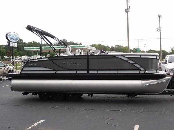 2021 Godfrey Pontoon boat for sale, model of the boat is Monaco 235 SFL GTP 27 in. & Image # 4 of 30