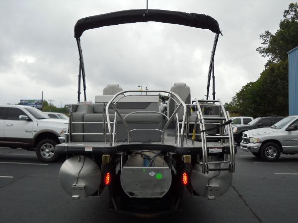 2021 Godfrey Pontoon boat for sale, model of the boat is Monaco 235 SFL GTP 27 in. & Image # 12 of 30