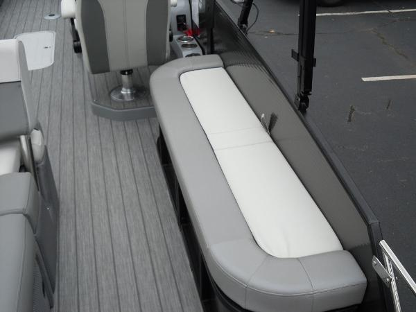 2021 Godfrey Pontoon boat for sale, model of the boat is Monaco 235 SFL GTP 27 in. & Image # 13 of 30