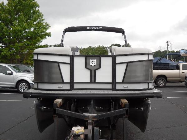 2021 Godfrey Pontoon boat for sale, model of the boat is Monaco 235 SFL GTP 27 in. & Image # 14 of 30