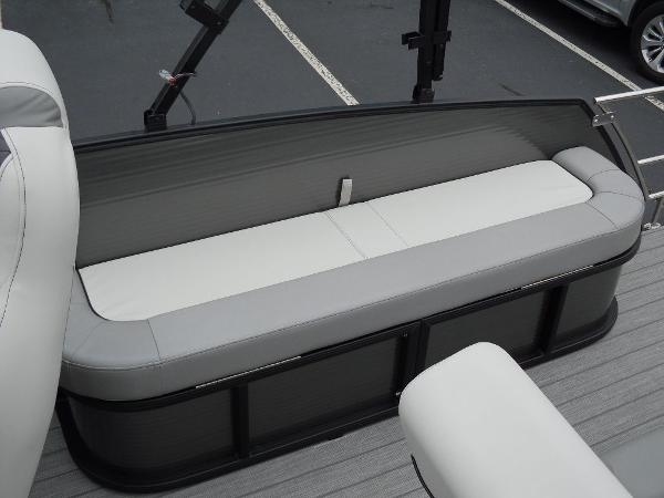 2021 Godfrey Pontoon boat for sale, model of the boat is Monaco 235 SFL GTP 27 in. & Image # 16 of 30