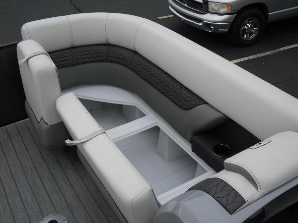 2021 Godfrey Pontoon boat for sale, model of the boat is Monaco 235 SFL GTP 27 in. & Image # 20 of 30