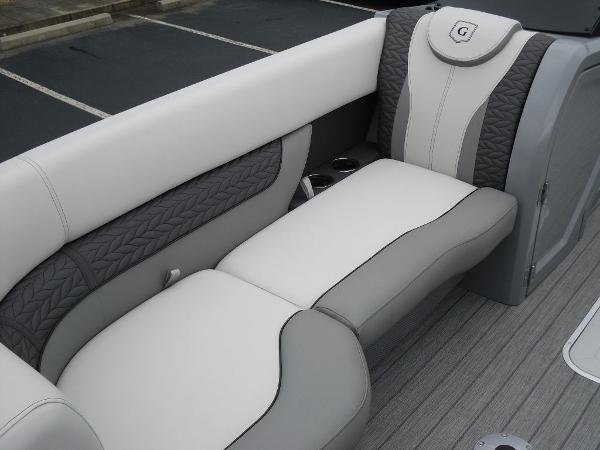 2021 Godfrey Pontoon boat for sale, model of the boat is Monaco 235 SFL GTP 27 in. & Image # 24 of 30