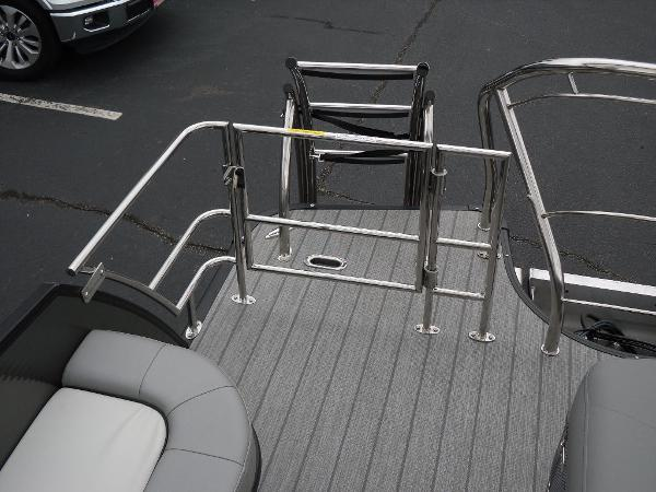 2021 Godfrey Pontoon boat for sale, model of the boat is Monaco 235 SFL GTP 27 in. & Image # 28 of 30