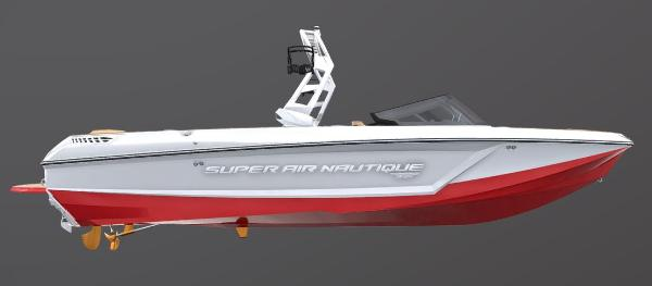2021 Nautique boat for sale, model of the boat is Super Air Nautique GS24 & Image # 63 of 65