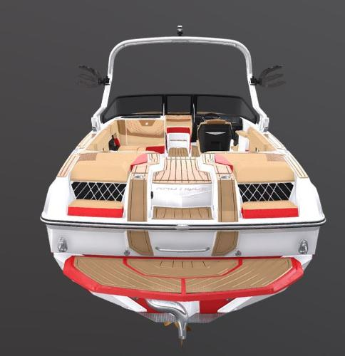 2021 Nautique boat for sale, model of the boat is Super Air Nautique GS24 & Image # 64 of 65